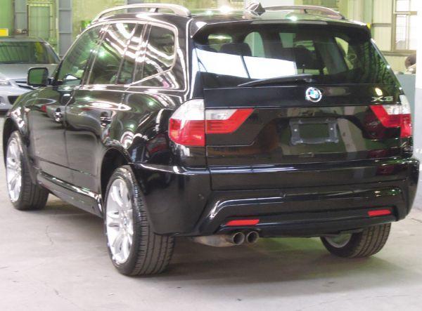 2007 BMW X3 僑將汽車 照片8