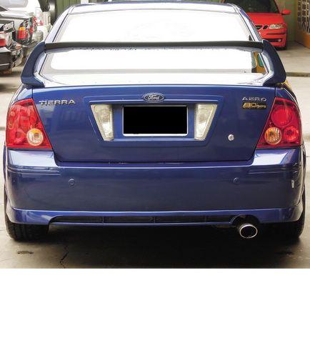 2005 福特 TIERRA 僑將汽車 照片9