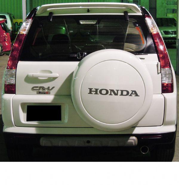 2006 本田 CRV 僑將汽車 照片9