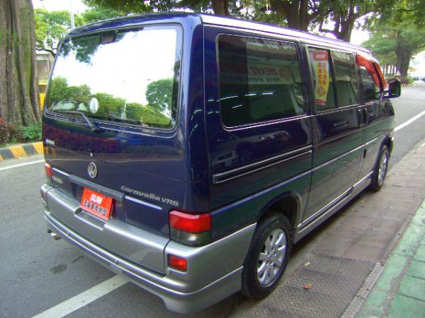02年 VR6 運動版 2TV 8人座  照片4