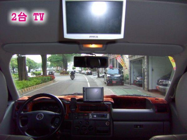 02年 VR6 運動版 2TV 8人座  照片6