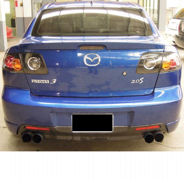 2004 馬自達 3S 僑將汽車 照片9