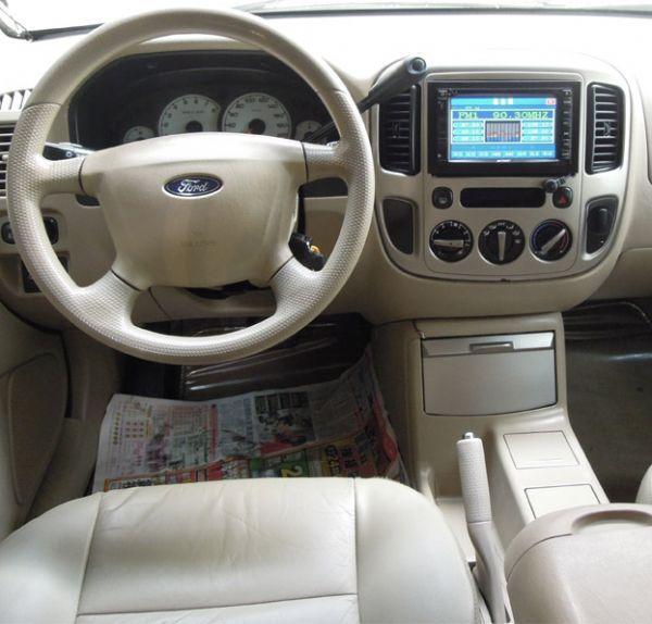 2004 福特 ESCAPE 僑將汽車 照片3