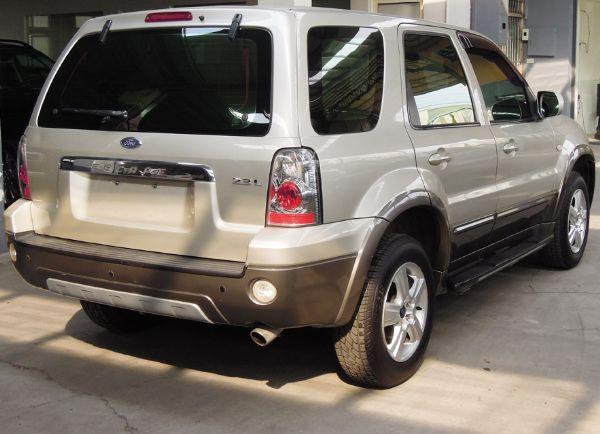 2004 福特 ESCAPE 僑將汽車 照片6