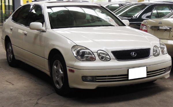 1998 凌志 GS300 僑將汽車 照片1