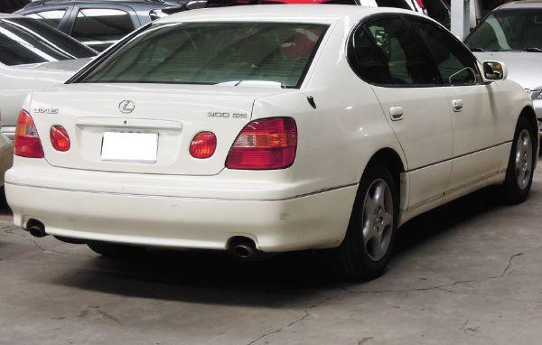 1998 凌志 GS300 僑將汽車 照片7