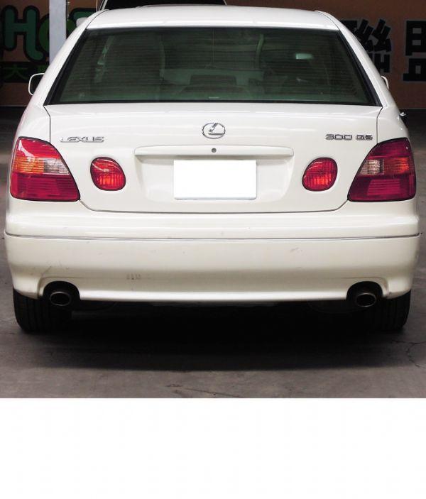 1998 凌志 GS300 僑將汽車 照片8