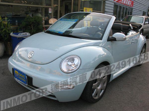 運通汽車-2004年-VW-Beetle 照片1