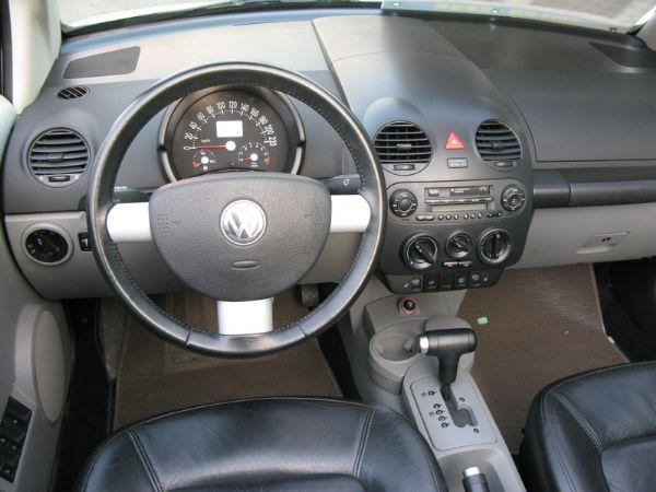 運通汽車-2004年-VW-Beetle 照片2