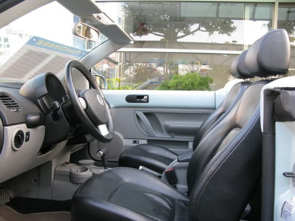 運通汽車-2004年-VW-Beetle 照片3