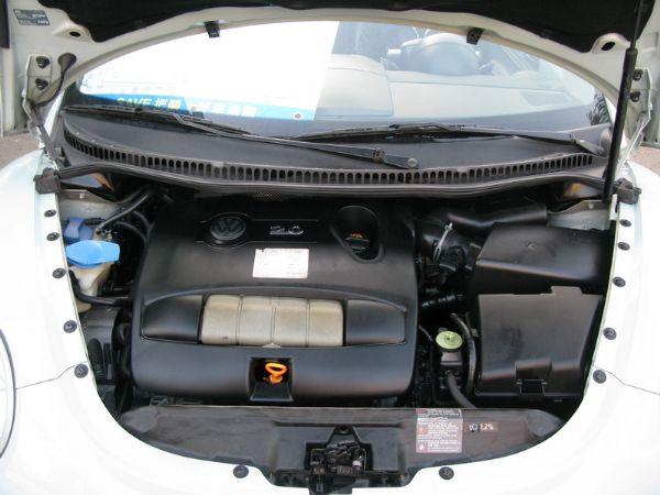 運通汽車-2004年-VW-Beetle 照片5