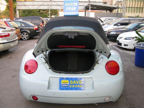 運通汽車-2004年-VW-Beetle 照片6