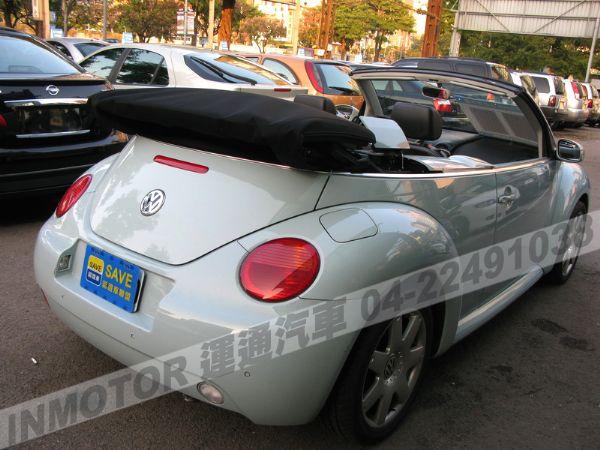 運通汽車-2004年-VW-Beetle 照片7