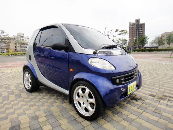 《永立汽車》00年 SMART 0.6  照片4