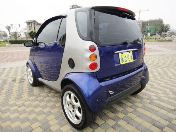 《永立汽車》00年 SMART 0.6  照片5