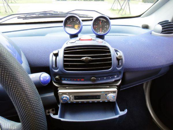 《永立汽車》00年 SMART 0.6  照片9