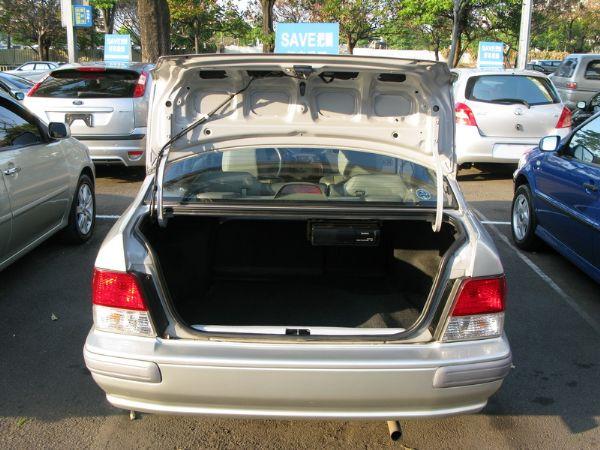 運通汽車-2001年-豐田-Tercel 照片7