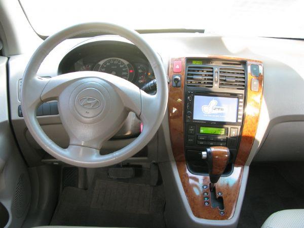 運通汽車-2006年-現代-Tucson 照片2