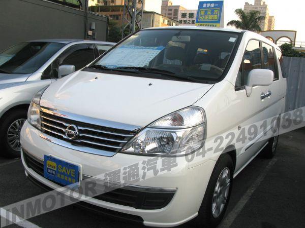 運通汽車-2009年-日產-QRV 照片1
