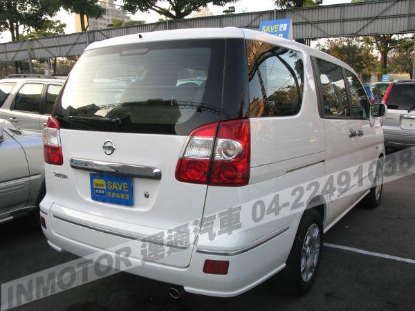運通汽車-2009年-日產-QRV 照片9