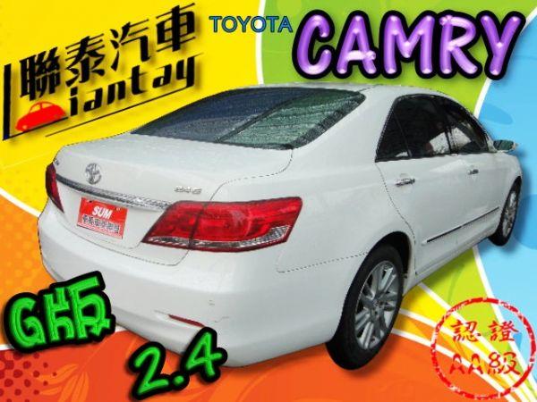 SUM 聯泰汽車 2010 CAMRY 照片10