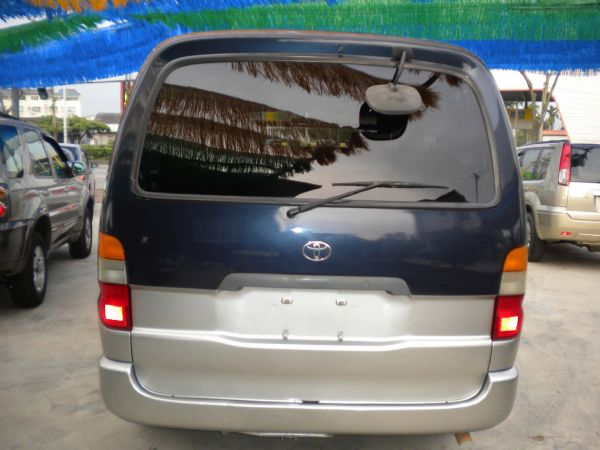 海力士廂型車  照片2