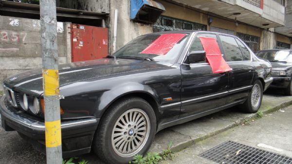 友人自售 92 BMW 730 機車代步 照片2