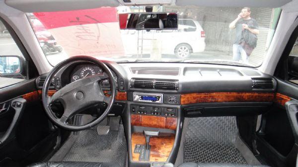 友人自售 92 BMW 730 機車代步 照片3