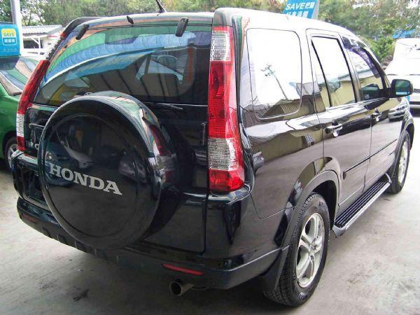 HONDA CR-V 05年 2.0黑 照片2