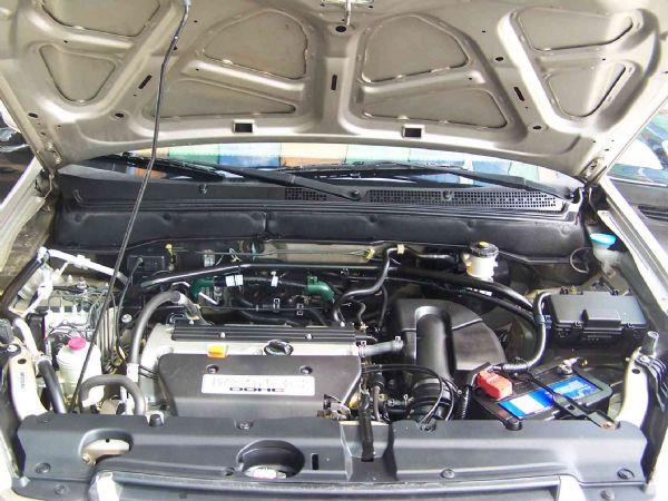 HONDA CR-V 04年 2.0棕 照片5