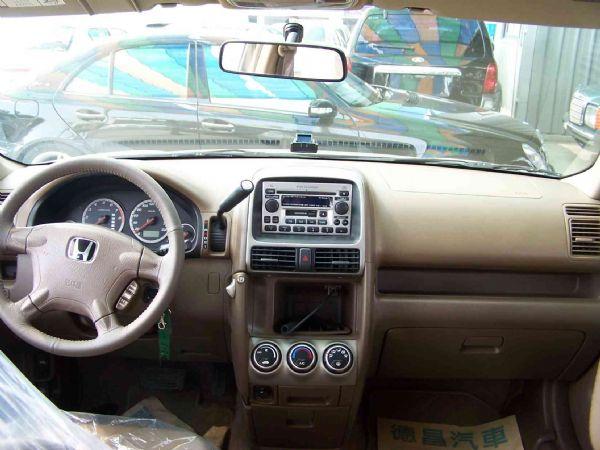 HONDA CR-V 04年 2.0棕 照片7