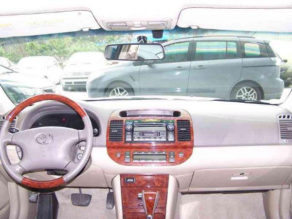 豐田 CAMRY 04年 2.0銀 照片7