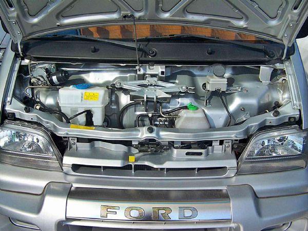 福特 好幫手 07年 1.0銀 照片9