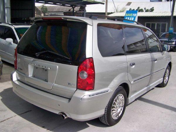 三菱 SAVRIN 03年 2.0銀  照片2