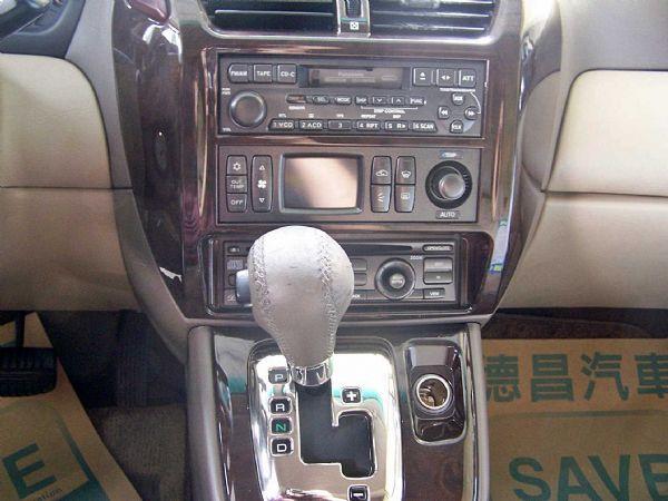 三菱 SAVRIN 03年 2.0銀  照片7