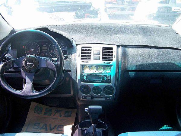 現代 GETZ 05年 1.3藍 照片3