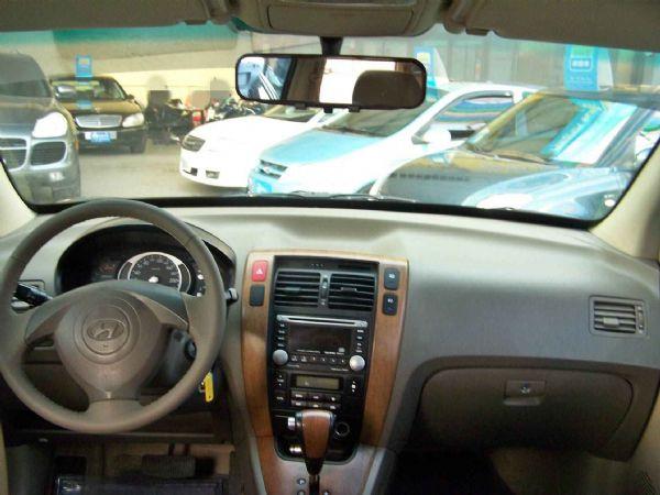 現代 TUCSON 06年 2.0科技灰 照片5