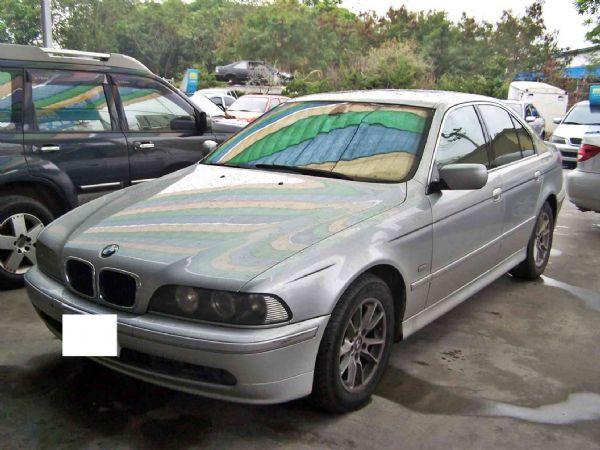 BMW 520 03年 2.2銀 照片1