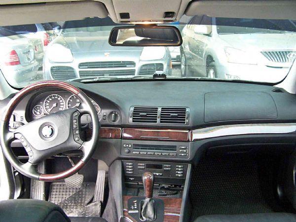 BMW 520 03年 2.2銀 照片5