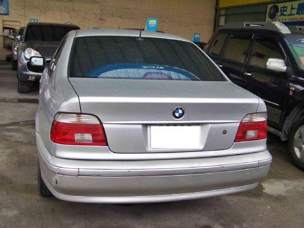 BMW 520 03年 2.2銀 照片10
