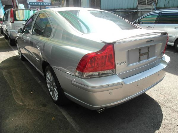 富豪 S60 05年 2.0銀 照片6