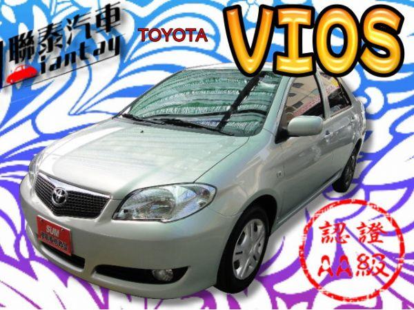 SUM 聯泰汽車 2009 VIOS 照片1
