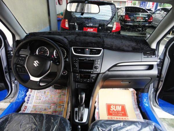 SUM 聯泰汽車 2011 SWIFT 照片8