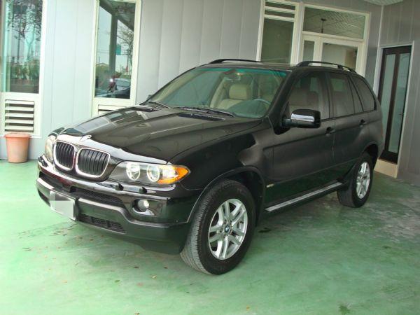BMW X5 04年3.0黑 照片1