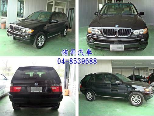 BMW X5 04年3.0黑 照片4