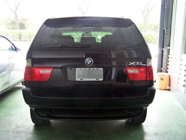 BMW X5 04年3.0黑 照片10