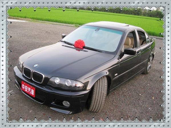 {翔芳汽車}01年 BMW318 <天窗 照片1