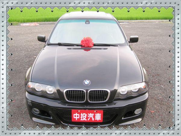 {翔芳汽車}01年 BMW318 <天窗 照片2