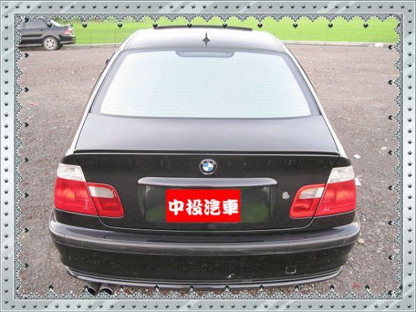{翔芳汽車}01年 BMW318 <天窗 照片5
