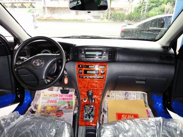 SUM 聯泰汽車 2006 ALTIS 照片2